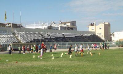 , Ημέρα σχολικού Αθλητισμού: Το 12ο Δημοτικό στο γήπεδο Μεσσηνιακού (φωτο)