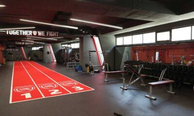 , Το νέο γυμναστήριο του Θρύλου δια χειρός Σαραντόπουλου! (video & pics)