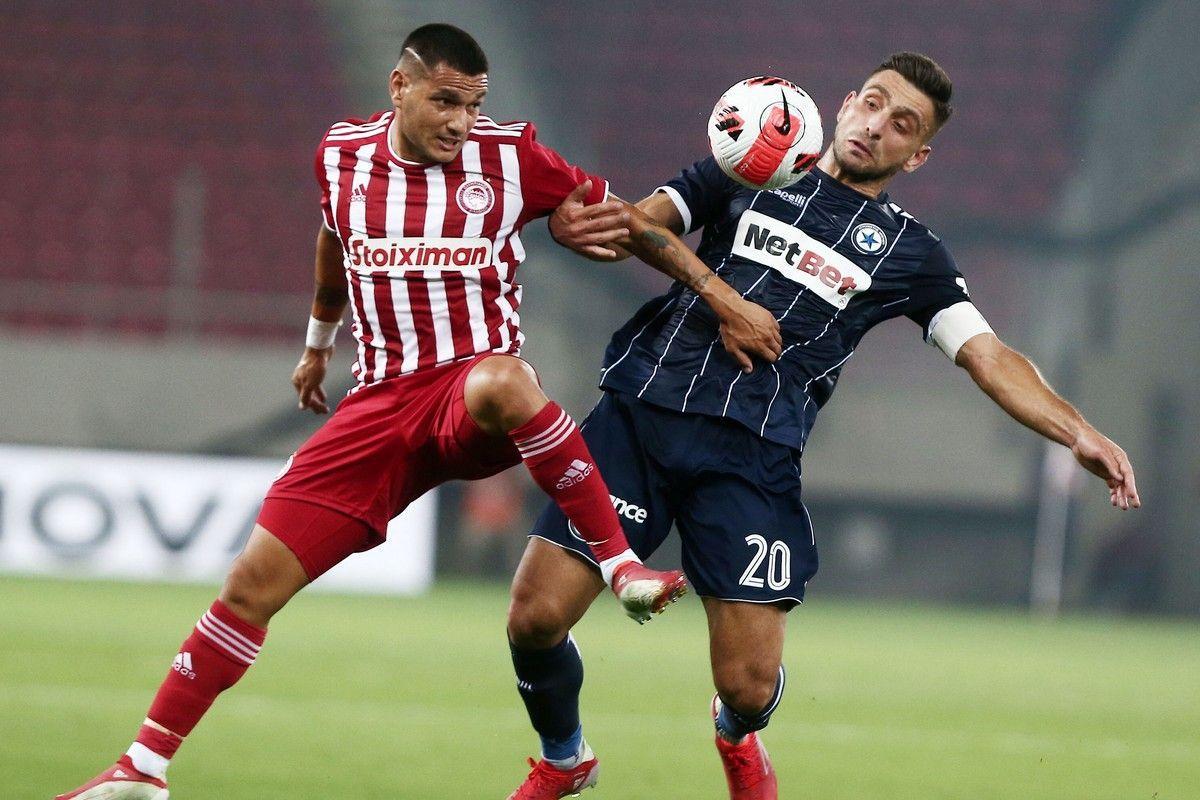 , Super League: «Όρθιος» ο Ατρόμητος στο Καραϊσκάκη (video)