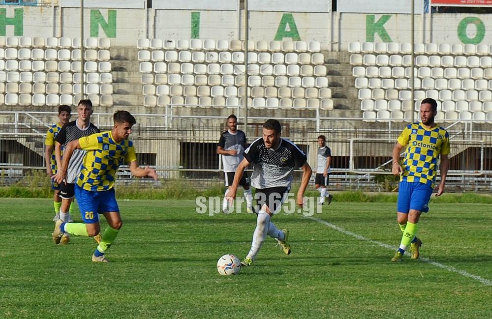 , Πανθουριακός- Διαβολίτσι 0-0: Τους έλλειψε το γκολ (φωτο)