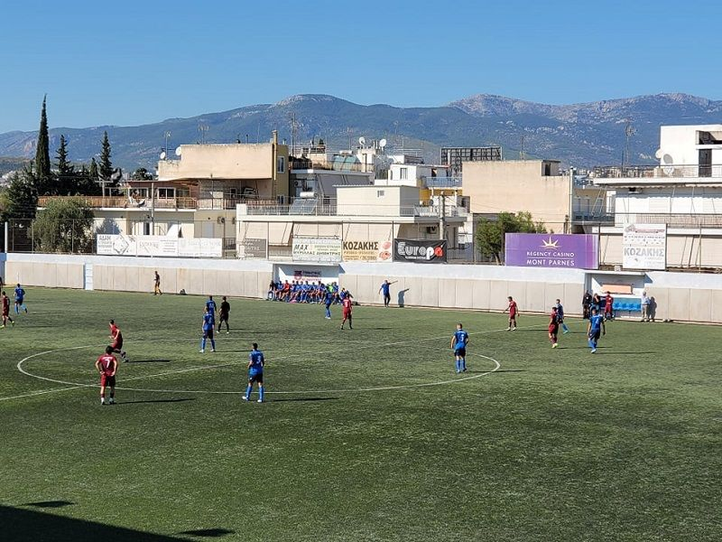 , Κύπελλο Ελλάδας: Πρόκριση -θρίλερ η Προοδευτική, 4-2 στα πέναλτι τον Εθνικό