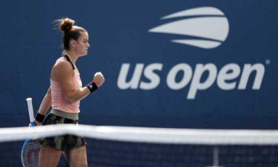 , Σάκκαρη: Κέρδισε πέντε θέσεις και 675.000 δολάρια με τη συμμετοχή της στον ημιτελικό του US Open