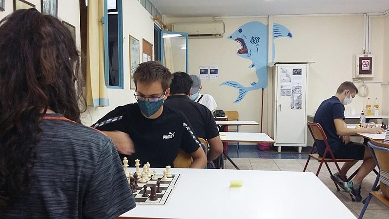 , Σκάκι: Το νέο αίμα του ΝΟ Καλαμάτας παίρνει τη σκυτάλη