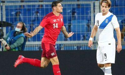 , Ελβετία- Ελλάδα 2-1 : Οι φάσεις και τα γκολ (video)