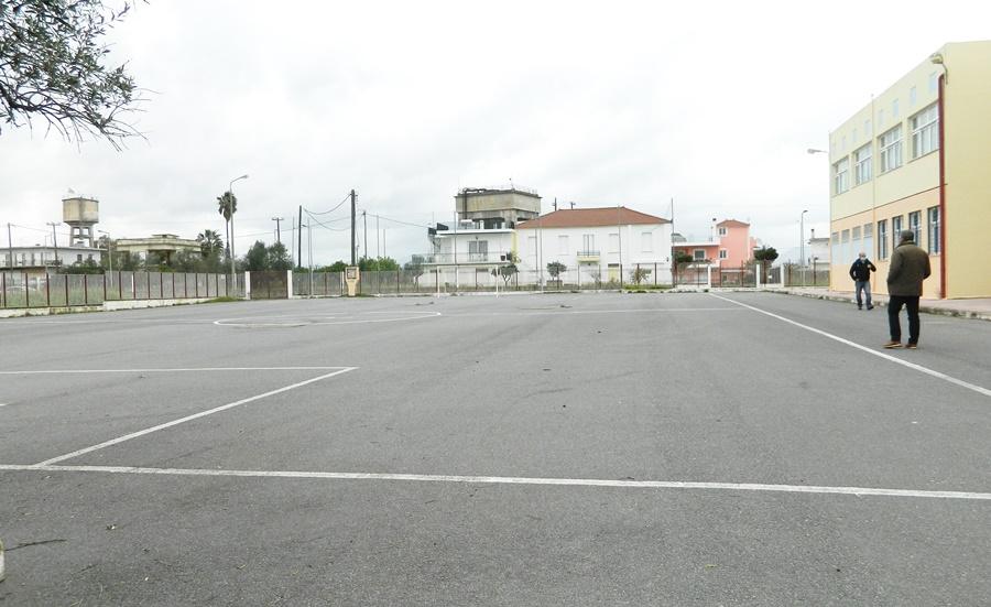 , Διαγωνισμός για το γήπεδο με συνθετικό χλοοτάπητα 7Χ7 στο 1ο Γυμνάσιο Μεσσήνης