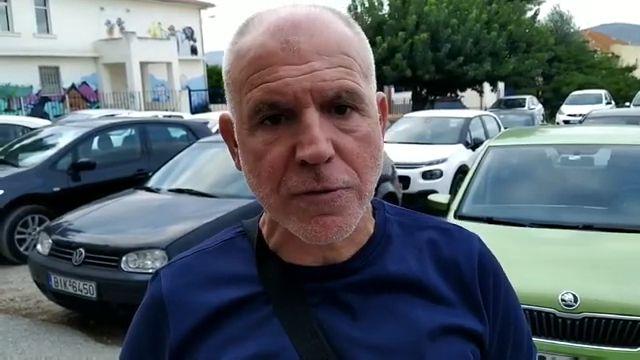 , Αναστόπουλος: Μόνο ο Τσαμούρης είδε την αποβολή