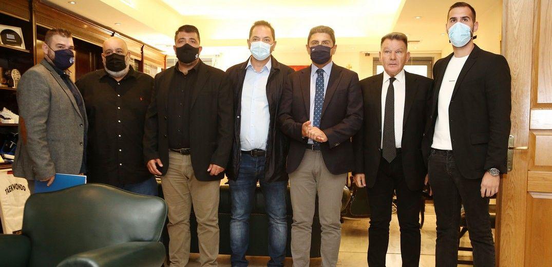, Super League 2: Ολοκληρώθηκε η κρίσιμη συνάντηση με τον Αυγενάκη