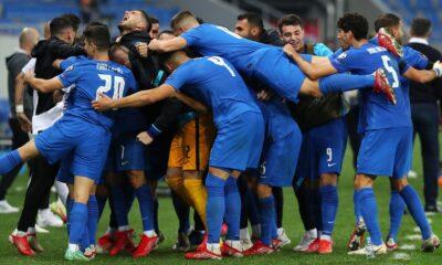 """, Γεωργία – Ελλάδα 0-2: Και τώρα """"τελικός"""" στη Στοκχόλμη (βίντεο)"""