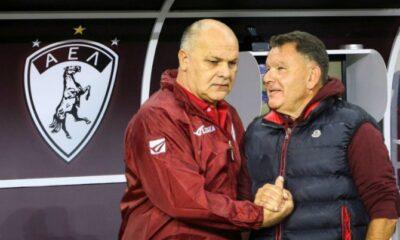 , ΑΕΛ: Ανακοίνωσε νέο προπονητή τον Φυντάνη ο Κούγιας