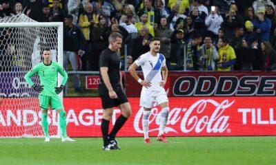 , Σουηδία-Ελλάδα 2-0: Στην αρχή τους πάτησε, μετά την… πάτησε (video)