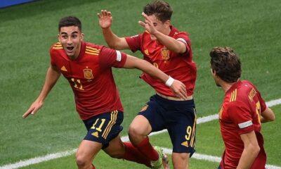 , Nations League: Η Ισπανία εκδικήθηκε την Ιταλία και πέρασε στον τελικό (βίντεο)