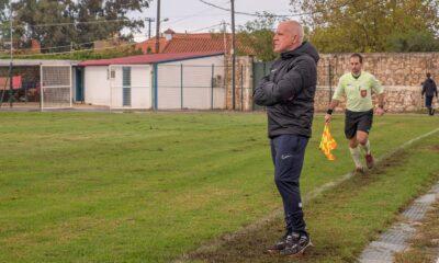 , Αναστόπουλος: Μας έλειψε το γκολ