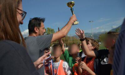, Πάνω από 200 παιδιά συμμετείχαν στο ποδοσφαιρικό τουρνουά των ΚΔΑΠ του Δήμου Καλαμάτας