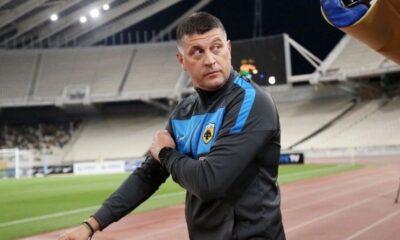 , Τέλος ο Μιλόγεβιτς από την ΑΕΚ!