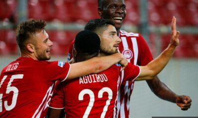 , Ολυμπιακός-ΠΑΟΚ 2-1: Οι φάσεις και τα γκολ (video)