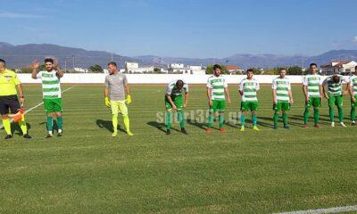 , Α' τοπική: Ο Πάμισος 2-0 τον Απόλλωνα, στην κορυφή με τον Πανθουριακό- Ισόπαλο το ντέρμπι την Κορώνη -Το πανόραμα της 4ης αγωνιστικής