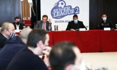 , Super league 2: Στον… αέρα και πάλι η πρεμιέρα